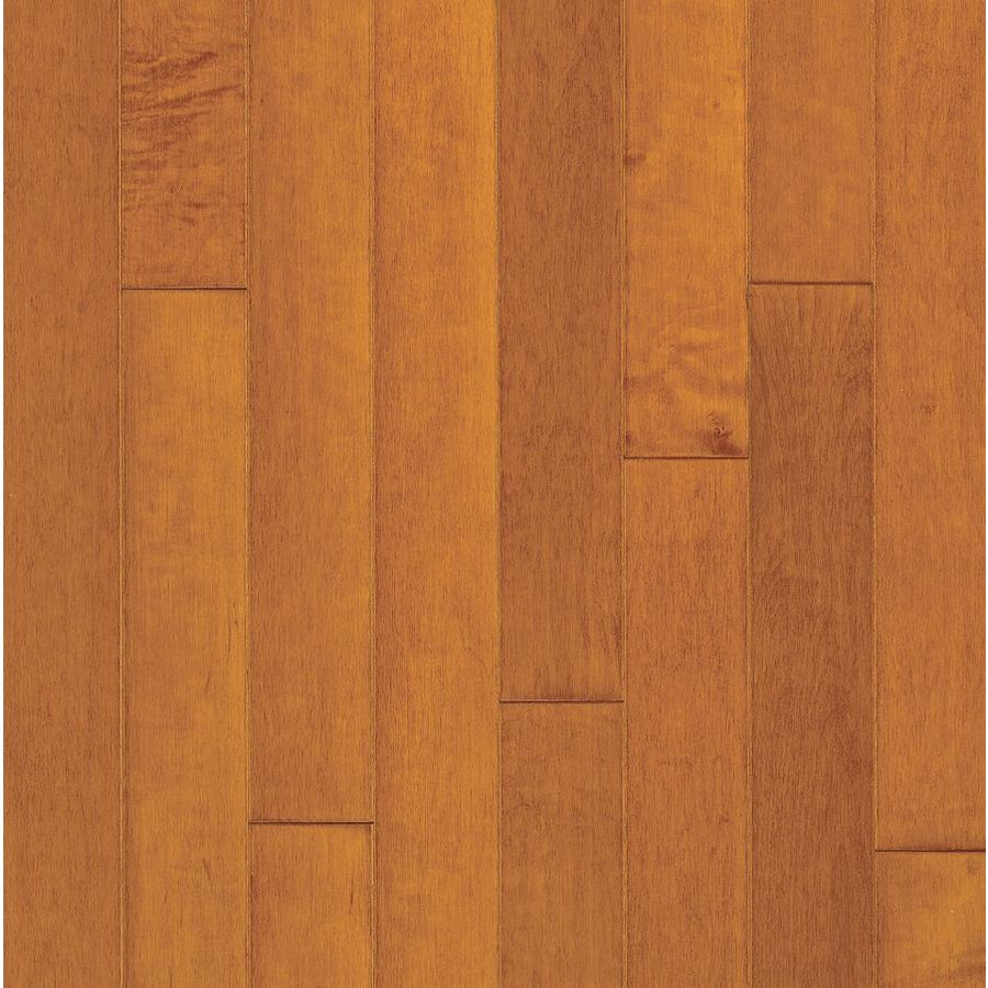 Bruce Locking Smooth Face Russet Maple Hardwood Flooring (22-sq ft)