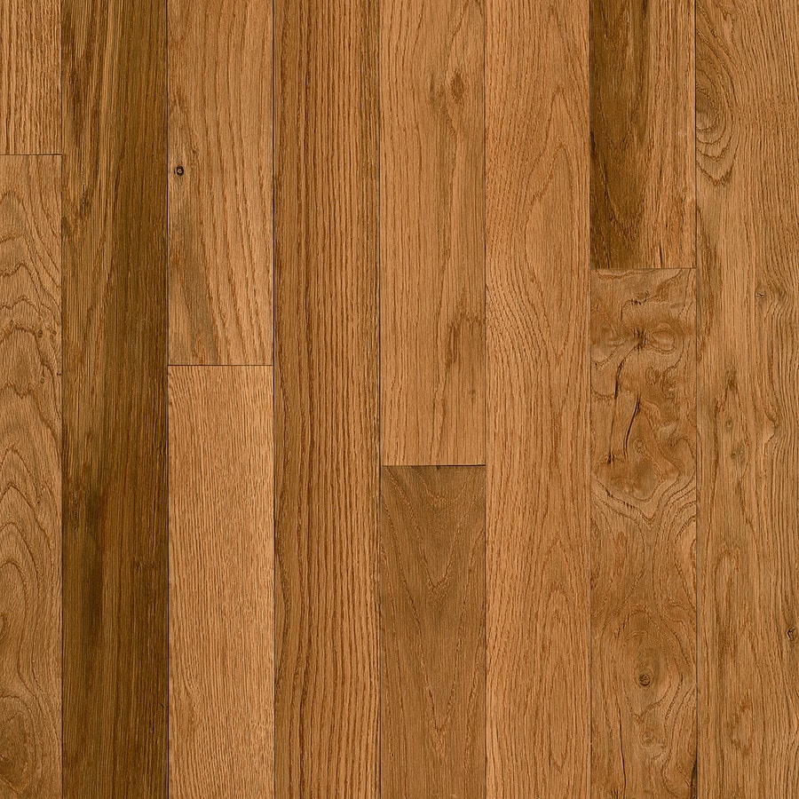 Bruce America's Best Choice 3.25-in Butterscotch Solid Oak Hardwood Flooring (22-sq ft)