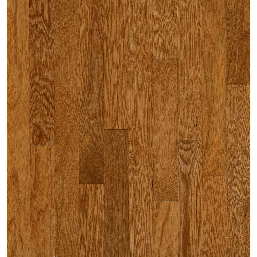 Bruce Manchester Strip 2.25-in W Prefinished Oak Hardwood Flooring (Gunstock)