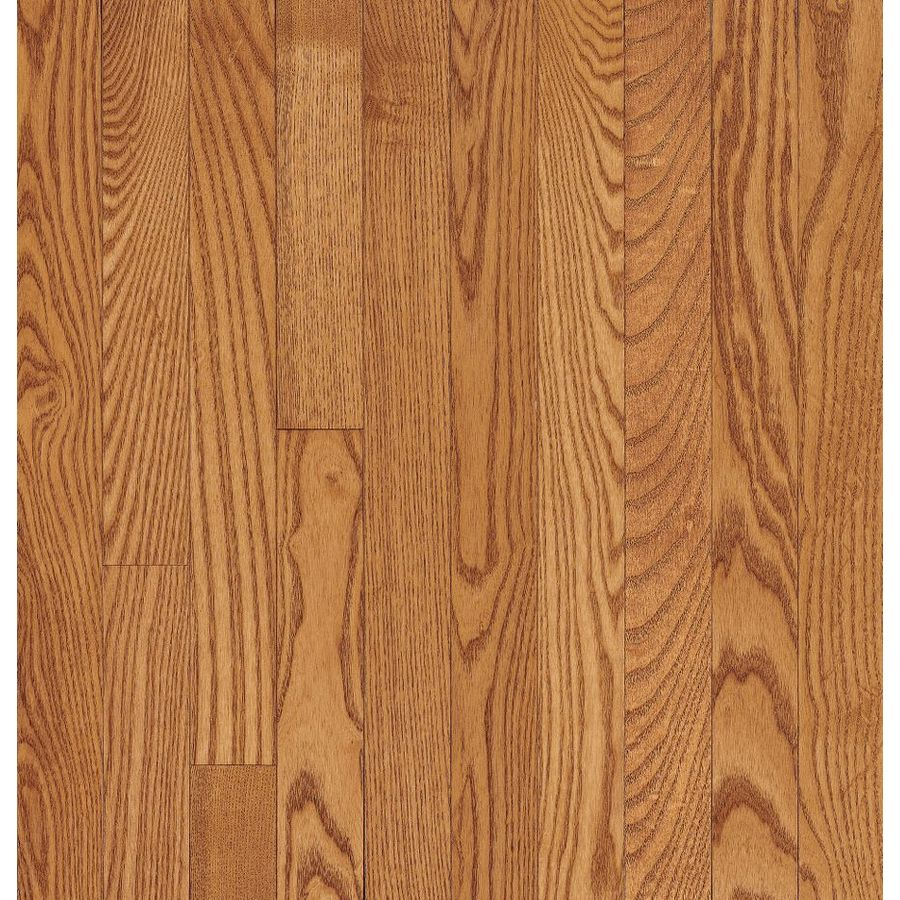Bruce Manchester 2.25-in Butterscotch Solid Oak Hardwood Flooring (20-sq ft)