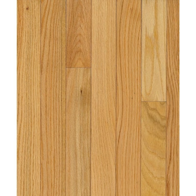 Bruce Barrett Plank 3 25 In W Prefinished Oak Hardwood Flooring
