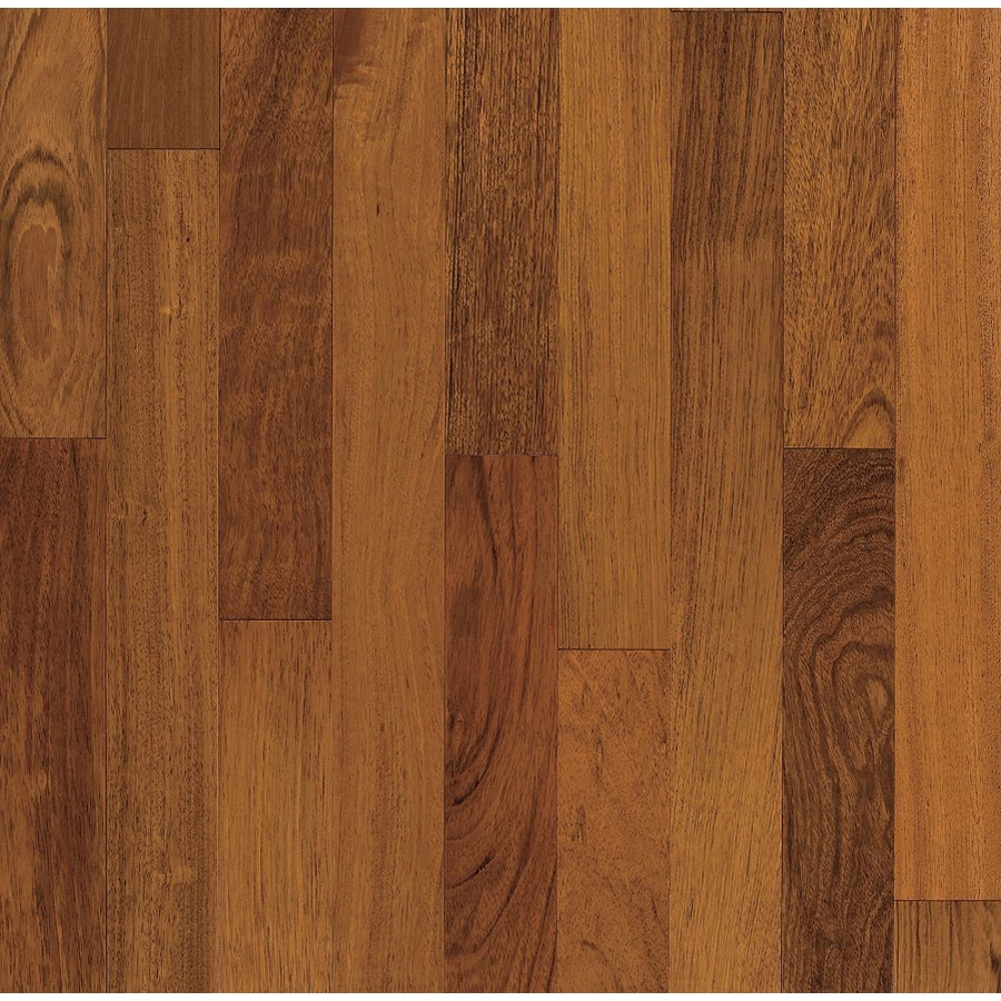 Bruce brazilian cherry engineered hardwood flooring for Bruce hardwood flooring