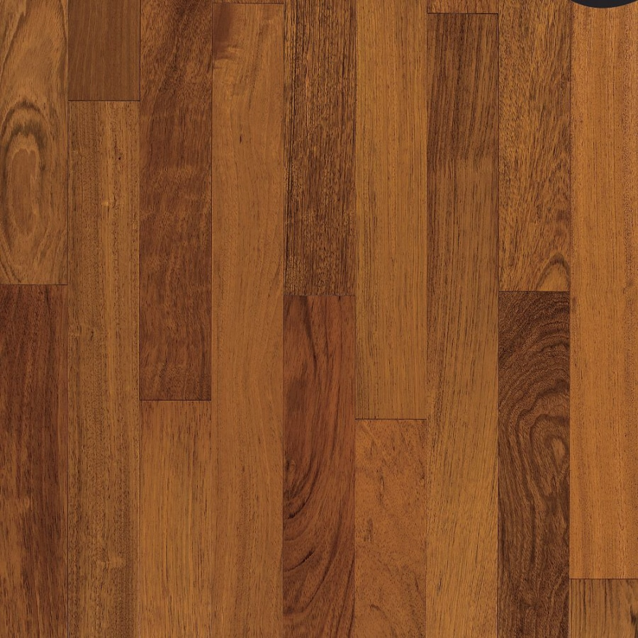 Bruce 0 375 In Brazilian Cherry Engineered Hardwood Flooring Sample Natural