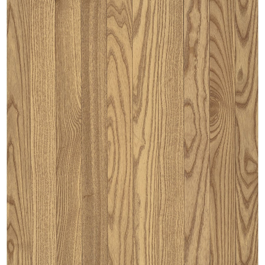 Bruce Oak Hardwood Flooring Sample (Natural)