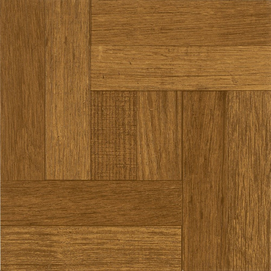 Armstrong Terraza 1-Piece 12-in x 12-in Natural Peel-And-Stick Wood Residential Vinyl Tile