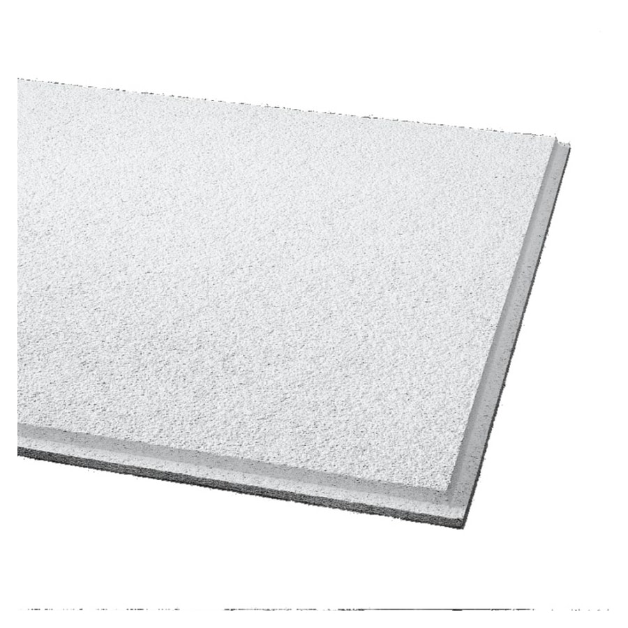 Shop Armstrong 24 Quot X 24 Quot Cirrus Profiles Scored Beveled