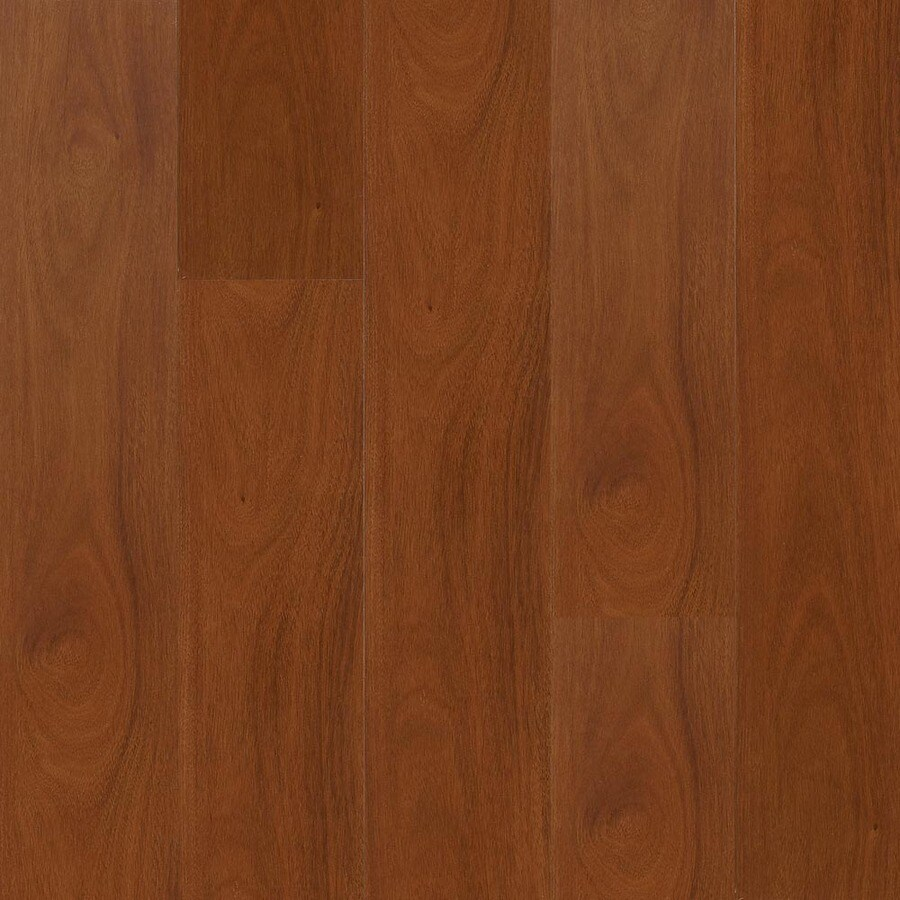Exotics By Armstrong Laminate Flooring: Armstrong Exotic 4-3/4-in W X 50-5/8-in L Santos Mahogany