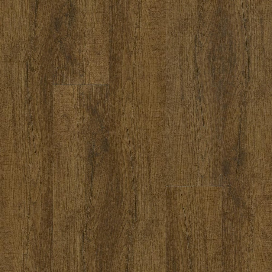 Armstrong Flooring Long Plank 7.64-in W x 7.50-ft L Barrel Oak Wood Plank Laminate Flooring