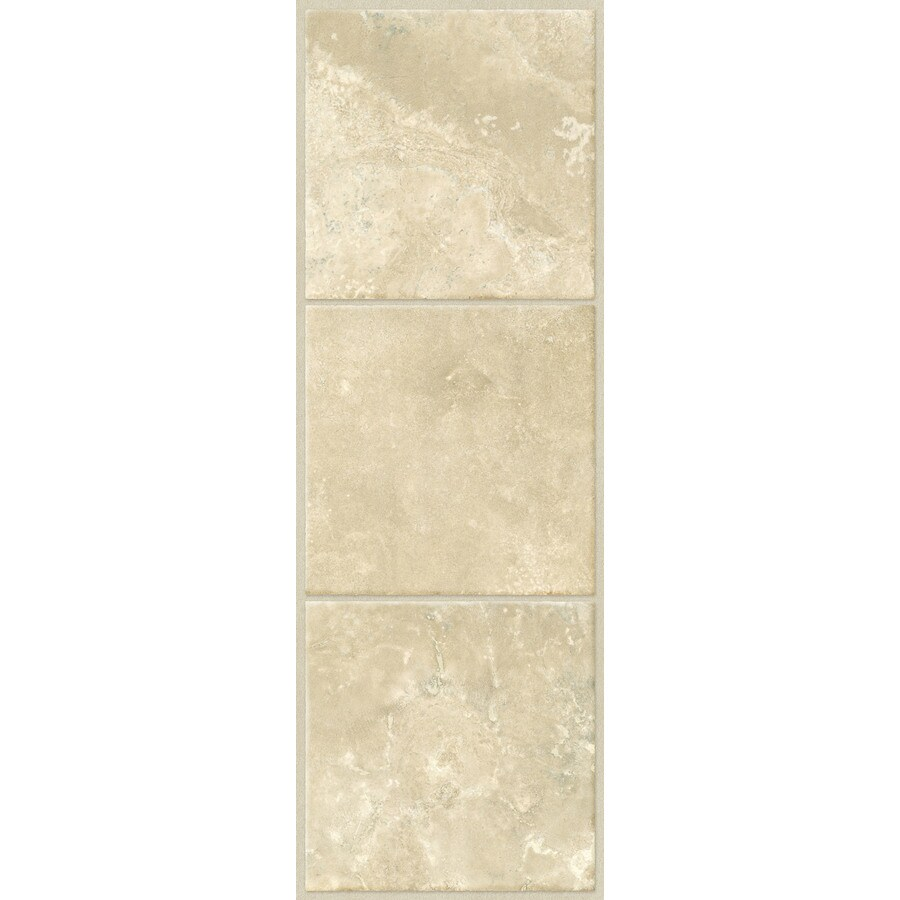 armstrong exquisite 12piece alabaster travertine floating vinyl tile
