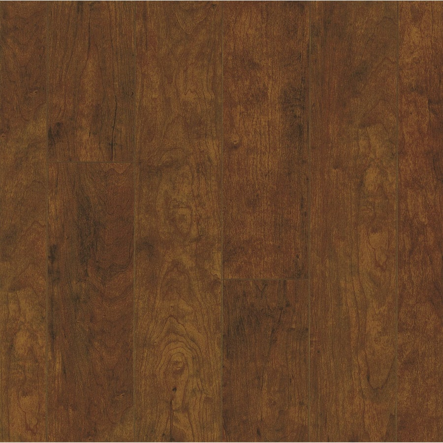 Armstrong Premium Lustre 4.92-in W x 3.97-ft L Candied Smooth Commercial Laminate Planks
