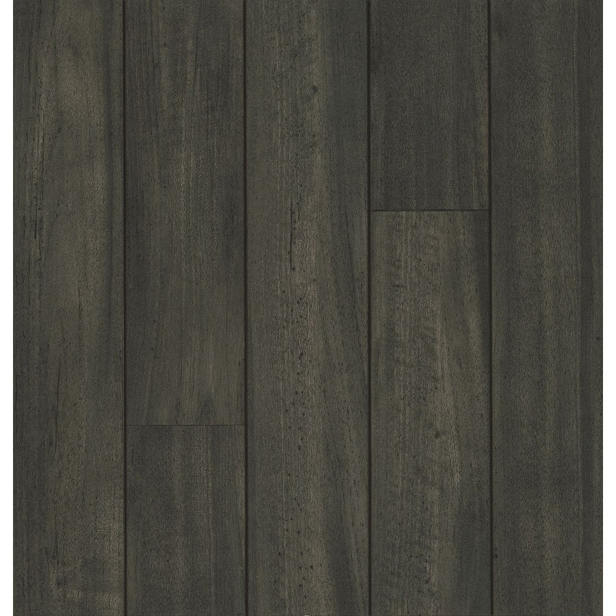 Armstrong Premium 4.92-in W x 3.97-ft L Midnight Smooth Commercial Laminate Planks