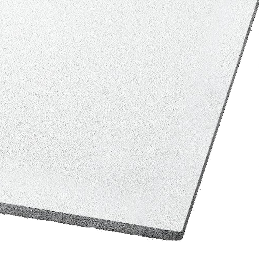Armstrong Ultima 6-Pack White Smooth 15/16-in Drop Acoustic Panel Ceiling Tiles (Common: 48-in x 24-in; Actual: 47.719-in x 23.719-in)