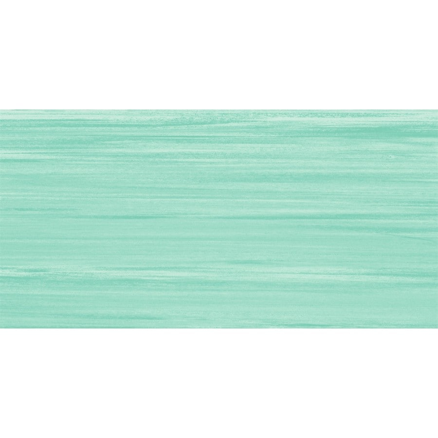 Armstrong Flooring Striations 22-Piece 12-in x 24-in Azure Glue Striated Commercial VCT Tile