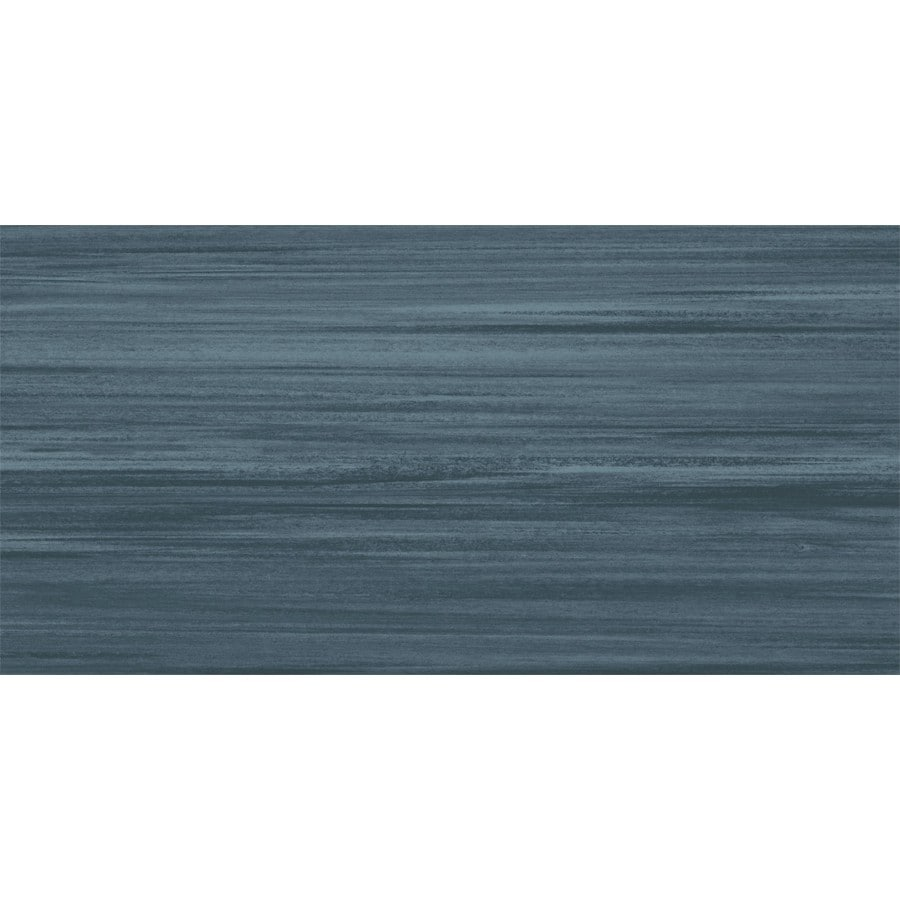 Armstrong Flooring Striations 22-Piece 12-in x 24-in Twilight Glue Striated Commercial VCT Tile
