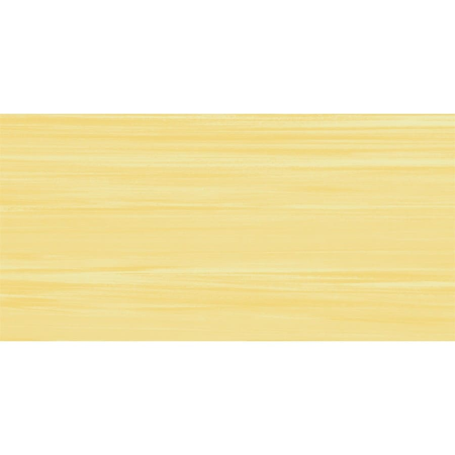 Armstrong Flooring Striations 22-Piece 12-in x 24-in Sunshine Glue Striated Commercial VCT Tile
