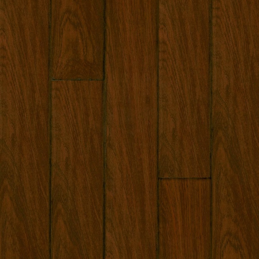Armstrong Long Plank 7.64-in W x 7.50-ft L Coffee Bean Wood Plank Laminate Flooring