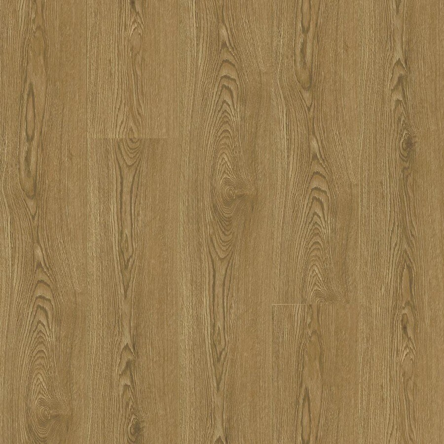 Armstrong Flooring Long Plank 7.64-in W x 7.41-ft L Woodland Tan Wood Plank Laminate Flooring