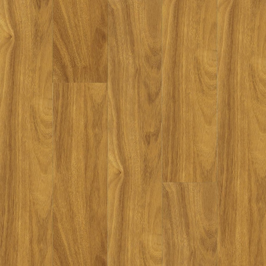 Armstrong Flooring High Gloss 4 92 In W X 3 93 Ft L Presidential Oak Wood