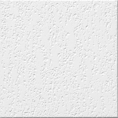 Common 12 In X 12 In Actual 11 985 In X 11 985 In Impression 40 Pack White Textured Surface Mount Acoustic Ceiling Tiles