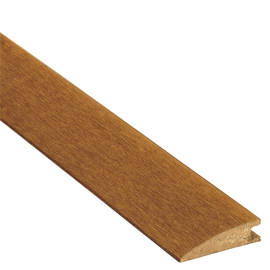 Armstrong 2.4-in x 72-in Brown Reducer Floor Moulding