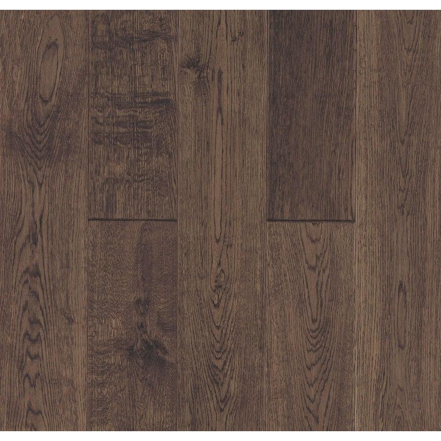 Robbins Gatsby Hand Sculpted 4.72-in W Oak 3/4-in Solid Hardwood Flooring