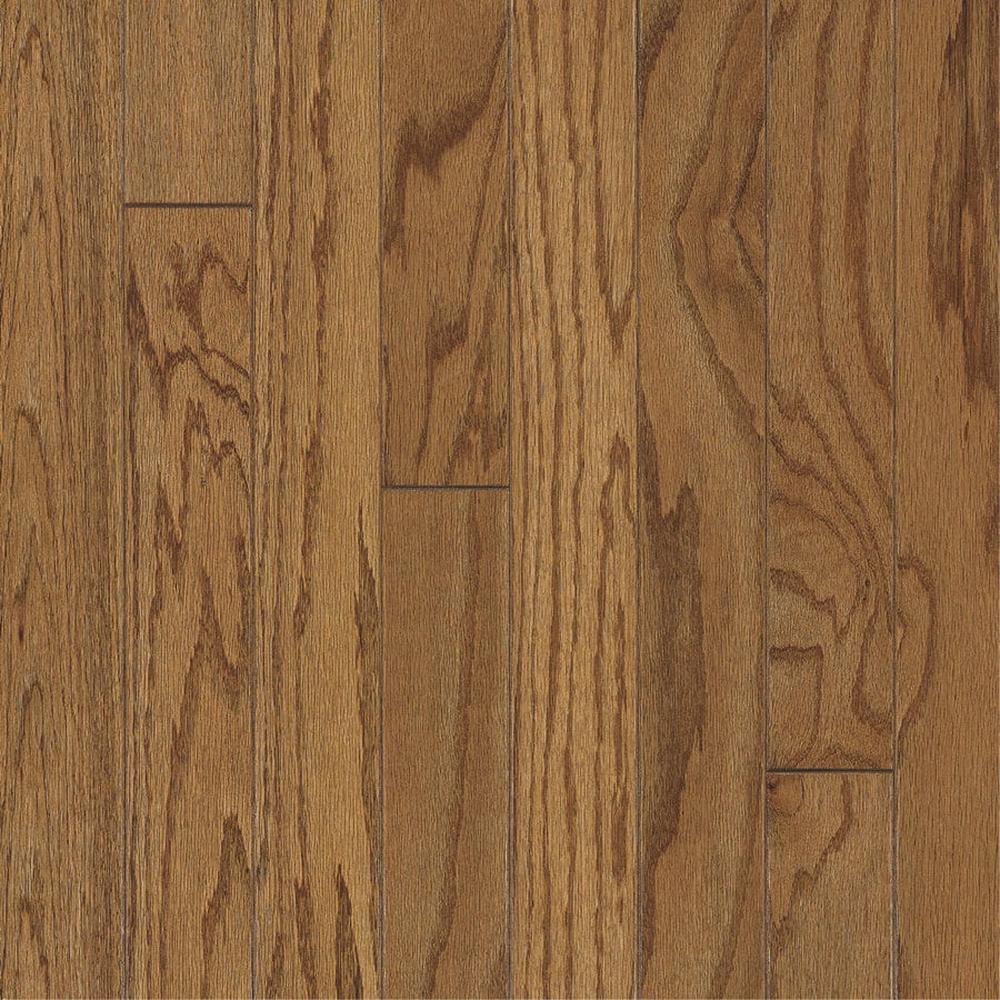 Shop bruce america 39 s best choice 3 in w prefinished oak for Bruce hardwood flooring