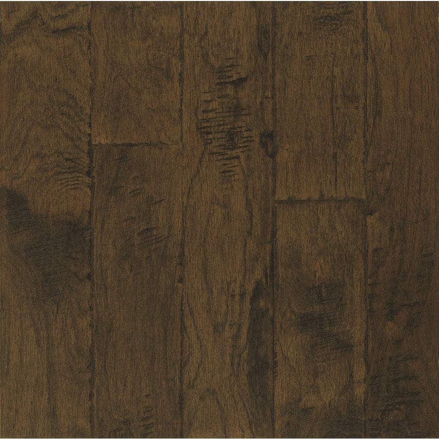 Bruce Frontier 5 In W Prefinished Hickory Engineered