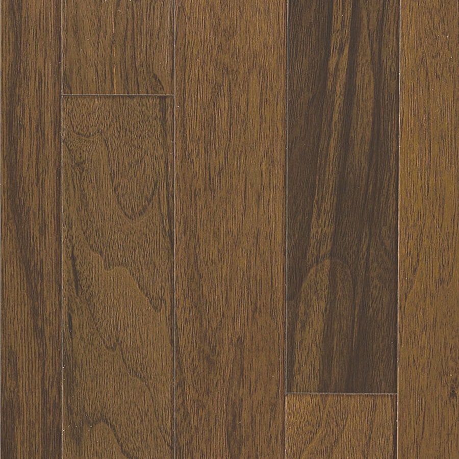 shop hartco metro classics 3-in w prefinished walnut engineered