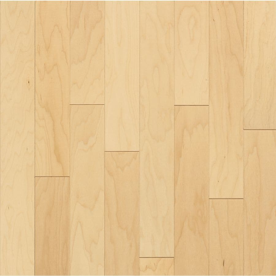 Bruce Turlington American Exotics 3-in Natural Maple Engineered Hardwood Flooring (28-sq ft)