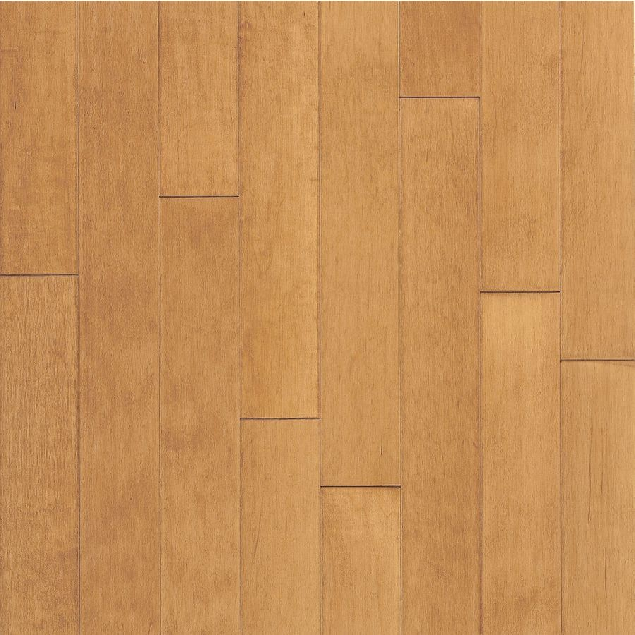 Bruce Hayworth American Exotics 3-in W Prefinished Maple Engineered Hardwood Flooring (Caramel)