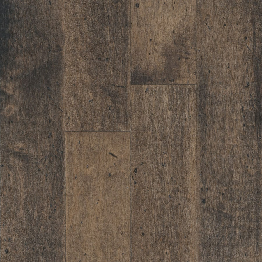 Shop bruce rockville american originals 5 in w prefinished for Flooring maple ridge