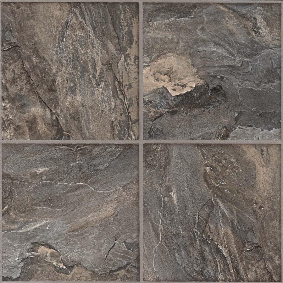 Armstrong Flooring Terraza Grand 1 Piece Slate Gray Peel