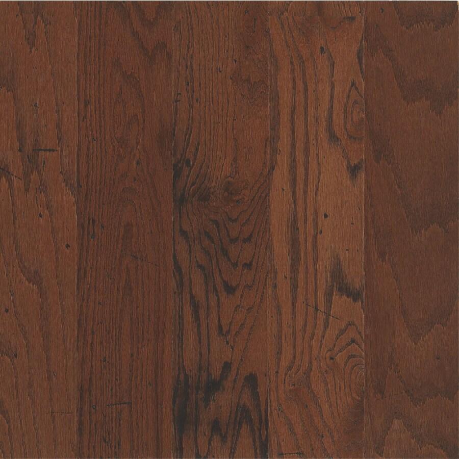 Bruce Locking Distressed Dakota Cherry Oak Hardwood Flooring (22-sq ft)