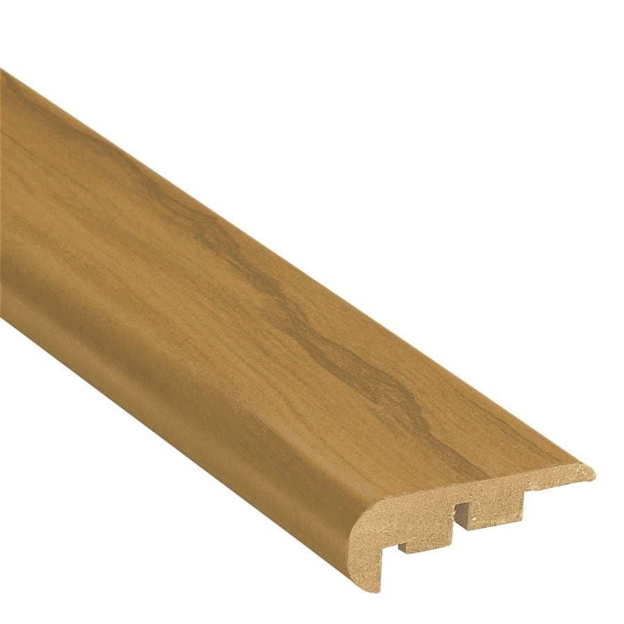 Armstrong 3.13-in x 47-in Brown Stair Nose Floor Moulding