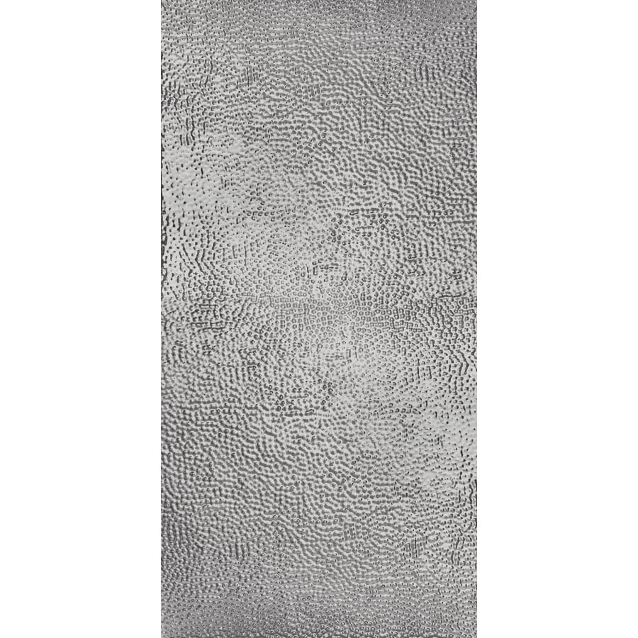 Armstrong Ceilings (Common: 48-in x 24-in; Actual: 48.5-in x 24.5-in) Metallaire Border Filler Lacquered Steel Patterned Surface-Mount Panel Ceiling Tiles