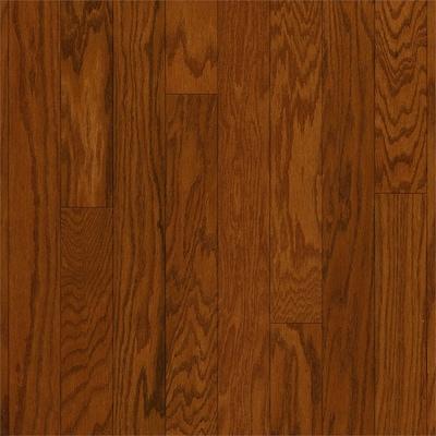 Style Selections 3 In Gunstock Oak Engineered Hardwood Flooring