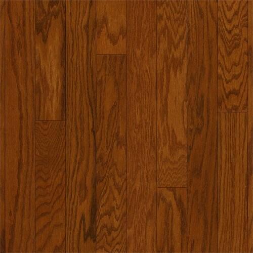 Style Selections 3 In Gunstock Oak