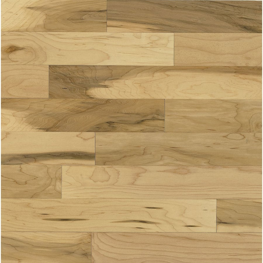 Bruce America S Best Choice 4 In W Prefinished Maple Hardwood Flooring Country Natural