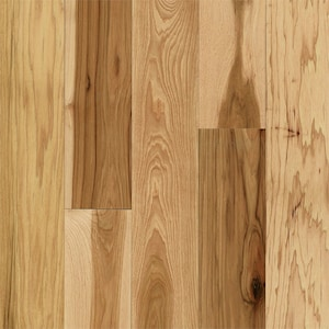Bruce America S Best Choice 5 In Country Natural Hickory Solid Hardwood Flooring 23 Sq Ft At Lowes