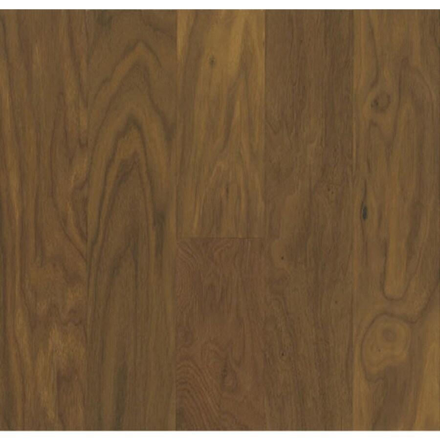 bruce high impact sedona brown walnut hardwood flooring 22sq ft