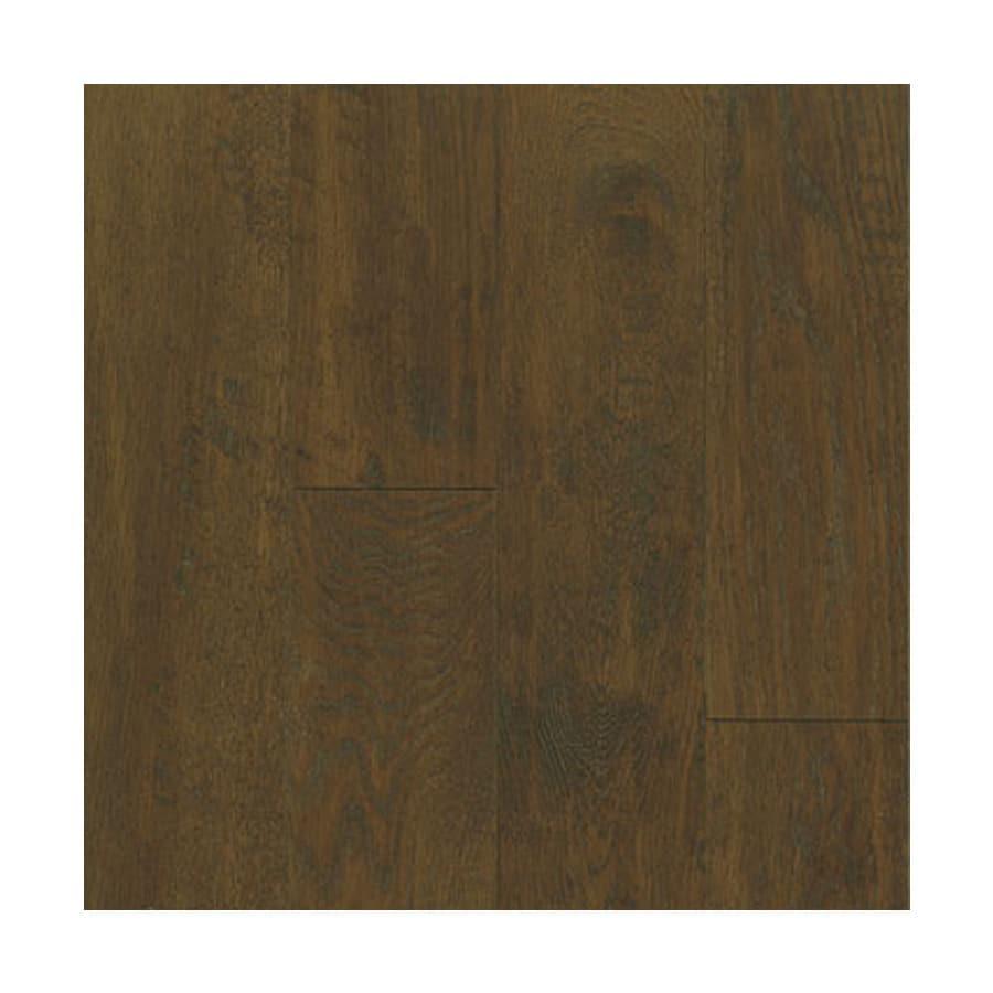 Bruce 0.75-in Hickory Hardwood Flooring Sample (Mountain Grove)