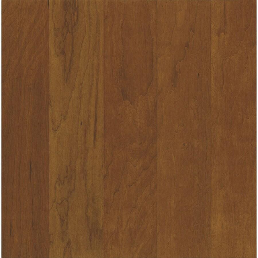 Bruce Cherry Hardwood Flooring Sample (Double Chocolate)