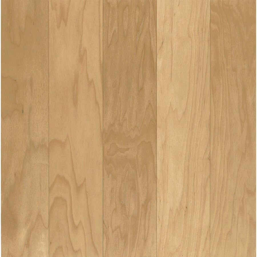 Bruce Maple Hardwood Flooring Sample (Natural)