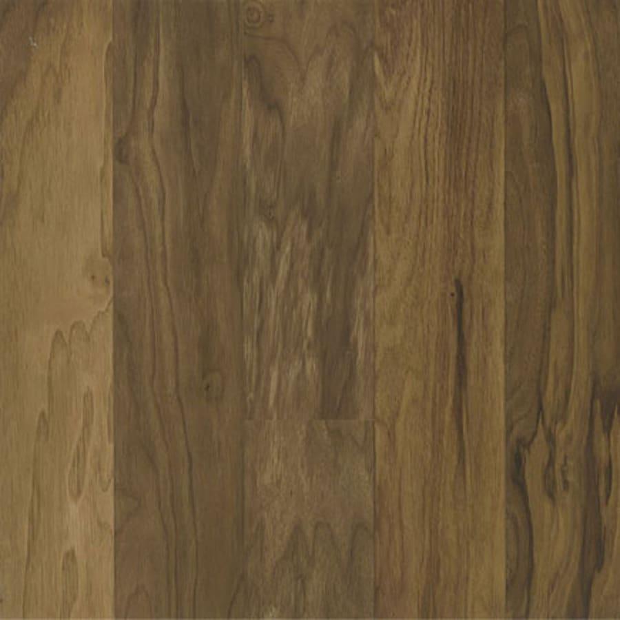 Bruce Walnut Hardwood Flooring Sample (Natural)