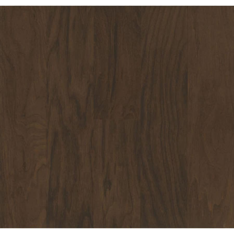 Shop Bruce Walnut Hardwood Flooring Sample Timber Trail