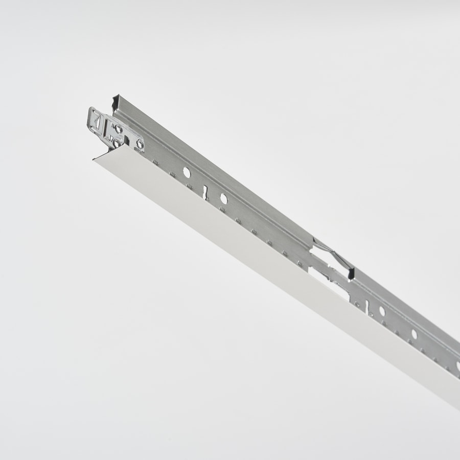 Armstrong Ceilings Prelude 144-in Galvanized Steel Ceiling Grid Main Beam