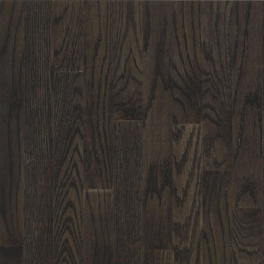 Bruce Oak Hardwood Flooring Sample (Espresso)