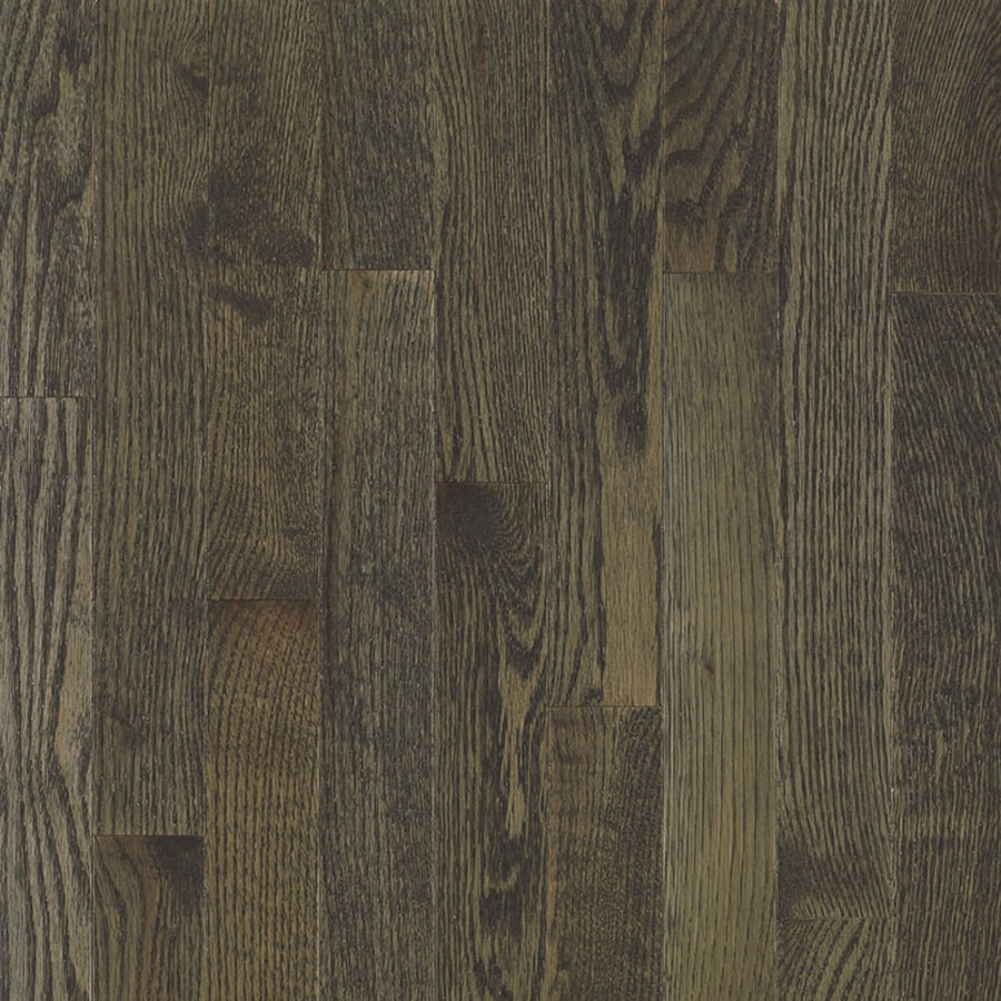 Bruce Oak Hardwood Flooring Sample (Silver Oak)