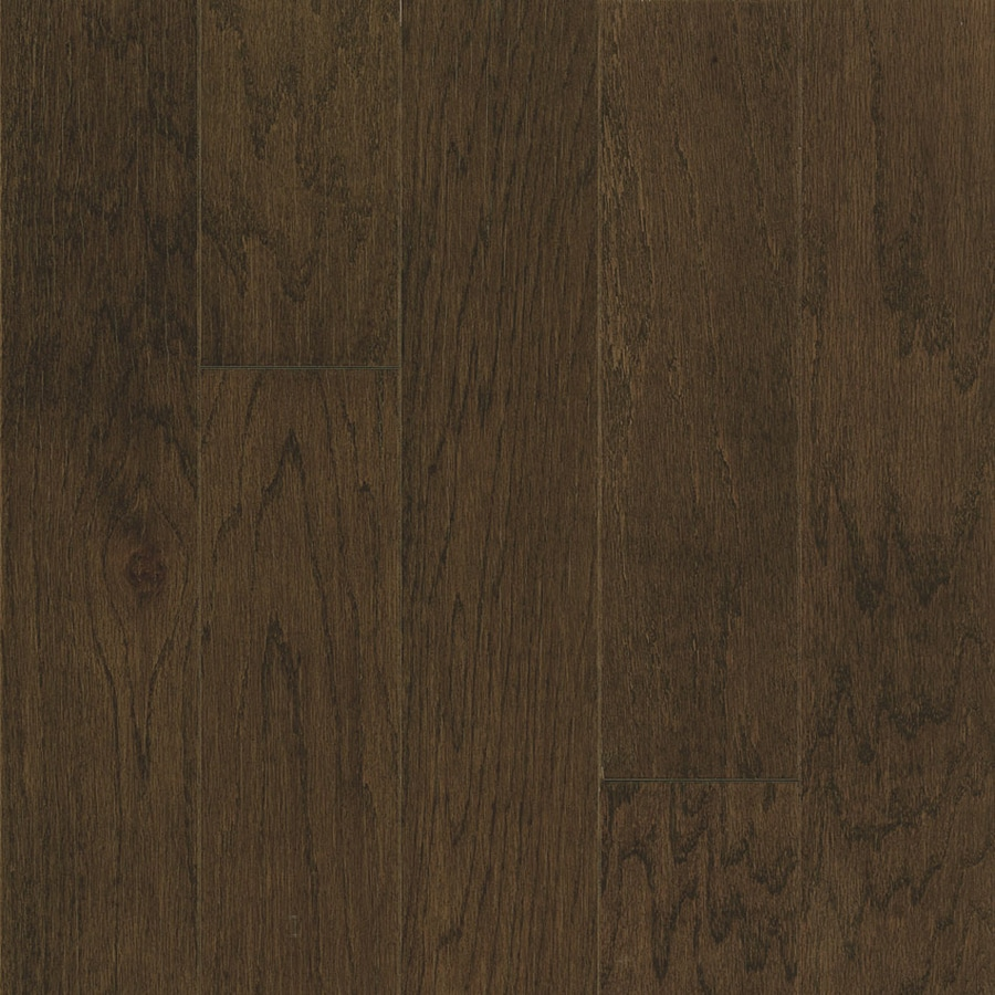 Bruce Oak Hardwood Flooring Sample (Mocha)