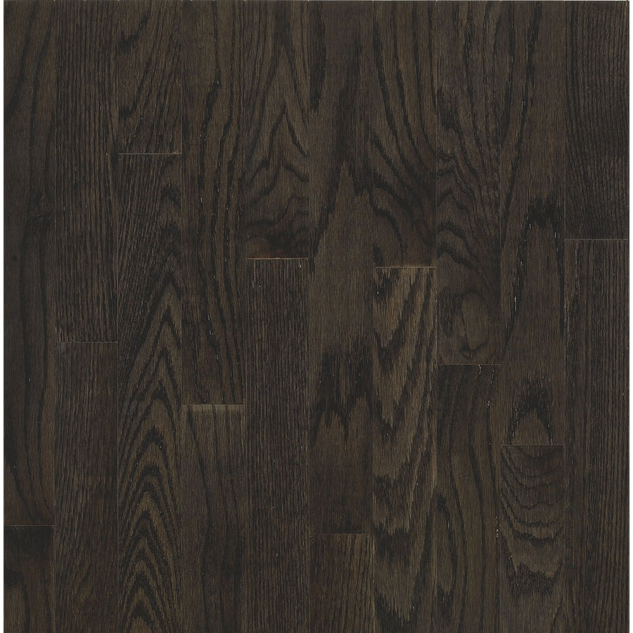 Bruce Oak Hardwood Flooring Sample (Espresso)